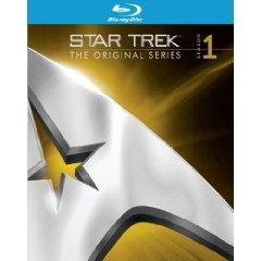 Star Trek Season 1 Blue Ray