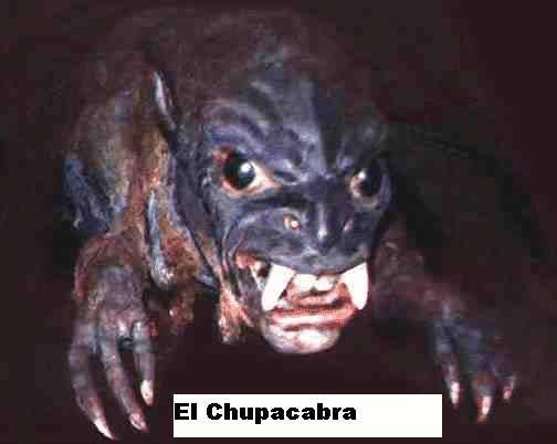 El Chupacabra