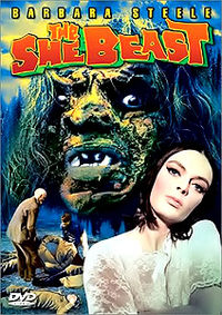 Barbara Stelle in 1966's The She Beast
