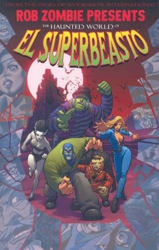 Rob Zombies's El Superbeasto