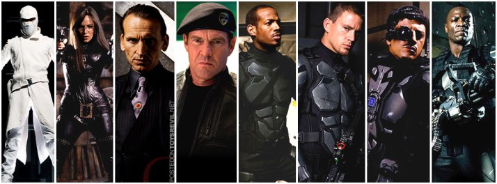 G.I.Joe cast