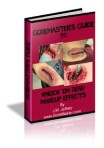 GoreMaster Makeup Effects manual