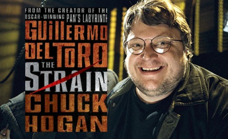 """Gulliermo del Toro and his new book """"The Strain"""""""