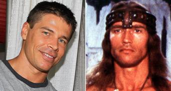 kickinger and Schwarzenegger