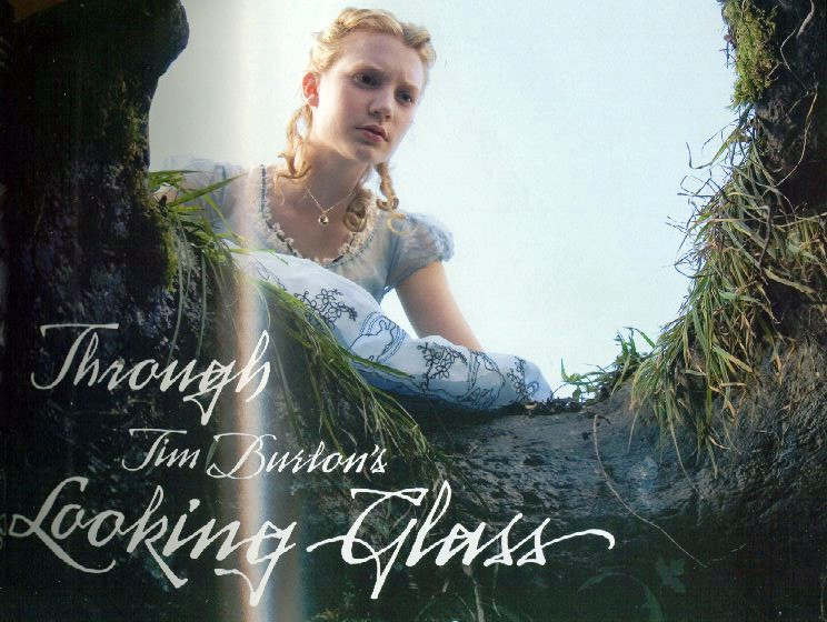Tim Burton's Looking Glass