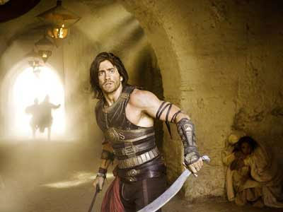 Jake Gyllenhaal as Prince of Persia