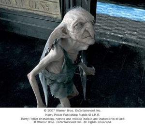 Kreacher the house elf