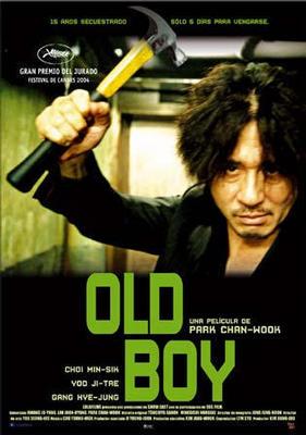 Park Chan-wook Oldboy