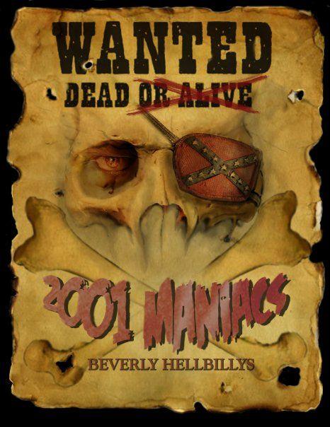 2001 Maniacs Beverly Hellbillys
