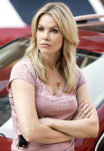 Andrea Roth in Rescue Me
