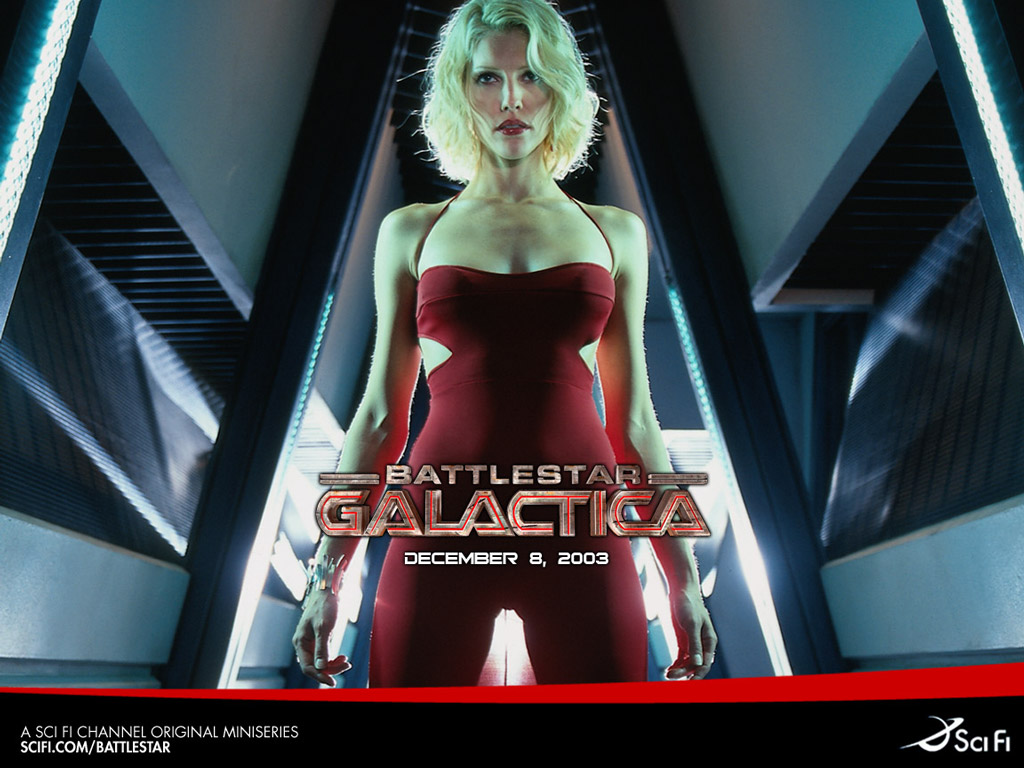 Sex ve … Battlestar Galactica