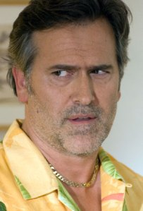 Bruce Campbell as Sam Axe