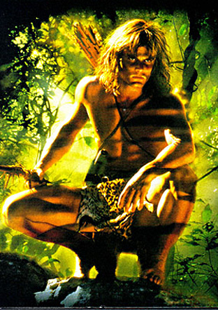 Caspar van Dien as Tarzan