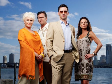 Cast of Burn Notice