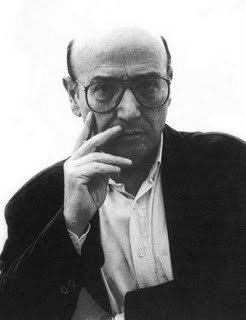 Greek filmmaker Theo Angelopoulos