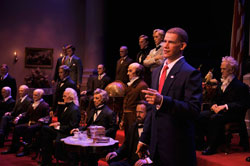 Hall of Presidents attraction at Walt Disney World Resort