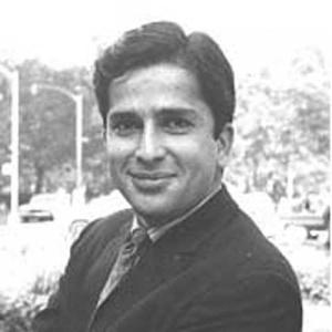 Indian actor-director Shashi Kapoor