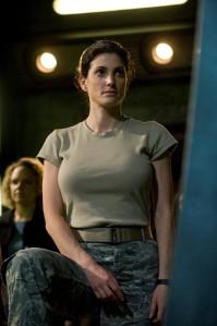 Julia Benson as Lt. Vanessa James
