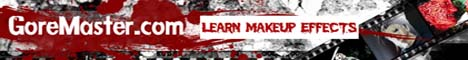 Learn makeup effects at GoreMaster.com