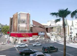 Madame Tussauds Hollywood building