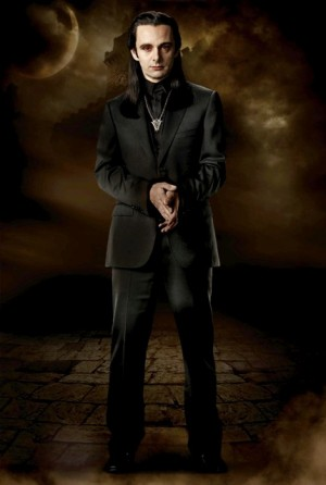 Michael Sheen as Head Vampire in Twilight: New Moon