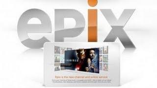 Premium TV service Epix