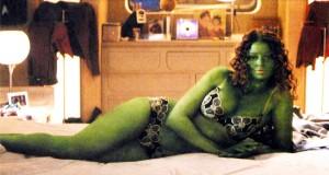 Rachel Nichols in Star Trek