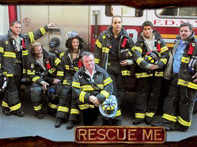 Rescue Me Cast