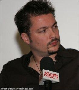 Screenwriter James Vanderbilt