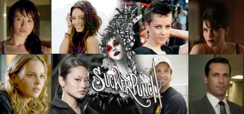 Sucker Punch cast