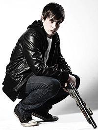 Christian Cooke as Luke Van Helsing