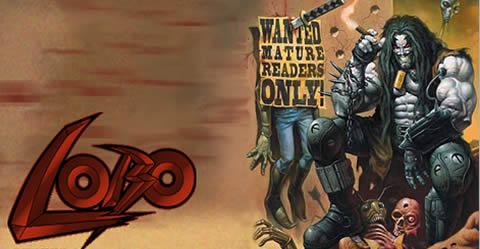 DC Comics antihero 'Lobo'