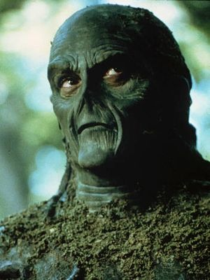 Dick Durock as Swamp Thing