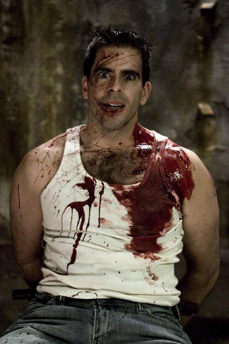 Eli Roth - Picture Gallery