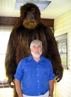 Loren Coleman and Bigfoot